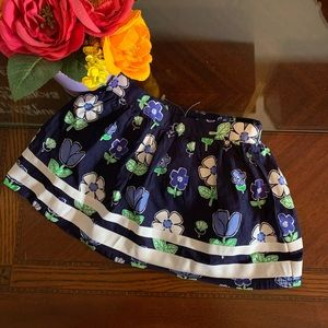 NWT Gymboree Full Lined Skirt and bloomers